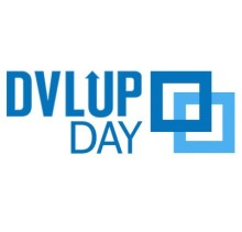 square DVLUP day logo